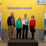 """Innovation Award """"Bio-based Material of the Year 2018"""""""