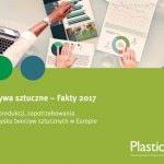 """Raport """"Tworzywa Sztuczne - Fakty 2017"""" dostępny w jęz. polskim"""