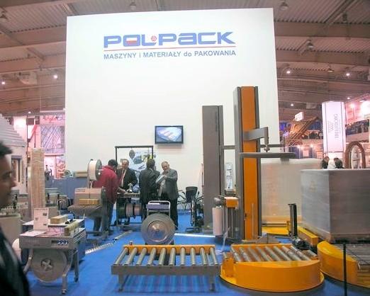 Firma Polpack na targach Budma 2008