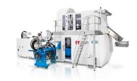 Dwukomponentowa linia PET-LINE do produkcji barierowej preformy na mleko