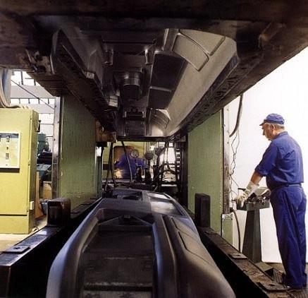 fabryka koncernu DSM w Holandii