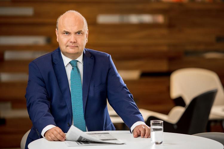 Marek Bauer, prezes Zarządu Idea Getin Leasing