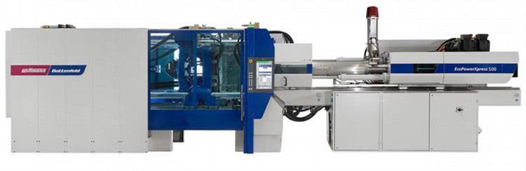 Wtryskarka EcoPower Xpress 500