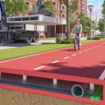 The first PlasticRoad bike path comes in Netherlands
