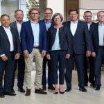 Neuer Vorstand von VDMA gewählt