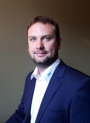 Michał Matuszewski, Dyrektor Jakości w fabryce Knauf Industries