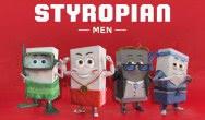 Powrót akcji edukacyjnej Styropian Men