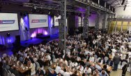 More than 1,400 visitors celebrated with Wittmann Battenfeld