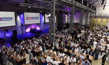 Ponad 1400 gości świętowało jubileusz Wittmann Battenfeld