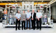 KraussMaffei delivers HP-RTM system to British university manufacturing research center AMRC