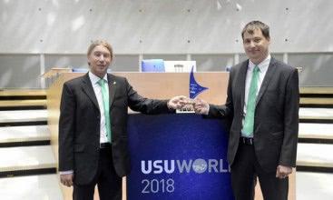 Arburg z nagrodą Knowledge Award 2018