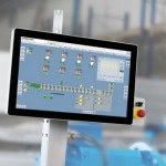 Smarte Compoundieranlage mit dem Coperion Production Control Center CPCC