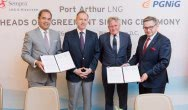 PGNiG kupuje kolejne dostawy LNG z USA