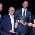 Engel wins Gold in Pegasus Business Award