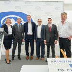 Groundbreaking Ceremony for new Gabriel-Chemie Plant in Russia