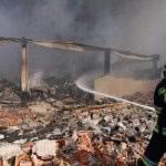 Płonie składowisko śmieci pod Opolem