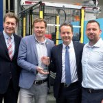 Koh-I-Noor relies on robots from Wittmann