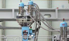 Moretto's automation on display at Interplast 2018