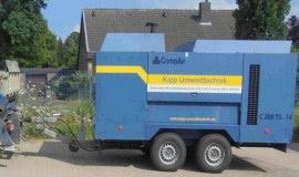 Kipp Umwelttechnik GmbH reinigt auch stark verkalkte Wärmetauscher von Kühltürmen