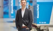 Dr. Stefan Kruppa wird Leiter der neuen Geschäftseinheit Smart Machines der KraussMaffei Group