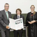 Top graduates from the Technical University of Munich receive Arburg awards