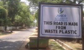 Können Plastik-Straßen das touristische Paradies retten?