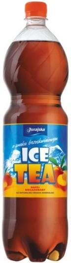 opakowanie napoju Ice Tea Jurajskiej