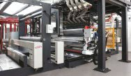 Cast-laminating Line with 3 Sections for the Production of Barrier Film (PA-PE)