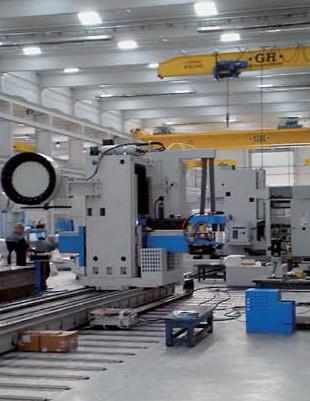 Zmodernizowana hala montażowa w firmie CME