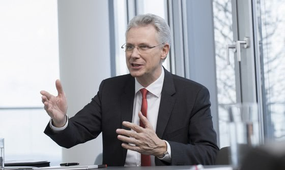 We expect a volume growth, says member of the Lanxess Management Board