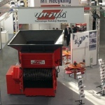 New Weima`s single-shaft shredders