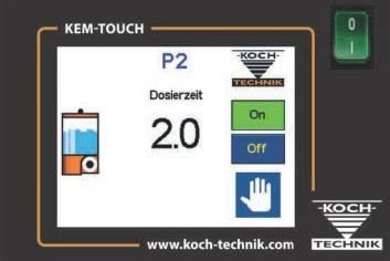 kem touch
