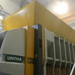 Geschlossener Wiederverwertungs-kreislauf von Papier mit Untha XR-Zerkleinerer