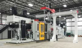 Milacron's Success in Low Pressure Injection Molding Machines