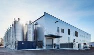 Ecolean new production facility in Sweden
