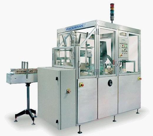 maszyna serii TLF firmy Packmann