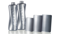 Alternative solution to vacuum metallization for rigid plastic applications