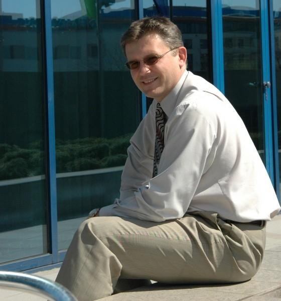 Artur Sokołowski, Dyrektor Działu Tworzyw Sztucznych BASF Polska