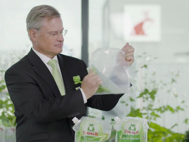 Reinhard Schneider, CEO Werner & Mertz,