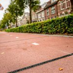 A world premiere: the first PlasticRoad bike path