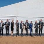 Groundbreaking for Clariant's sunliquid cellulosic ethanol plant in Romania