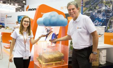 Mondi will present numerous innovations at three major industry events