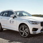 Borealis Daplen grades with PCR content to help develop Volvo Cars demonstrator vehicle
