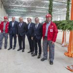 Messe Düsseldorf holds topping-out ceremony for New Southern Section