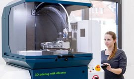 Wacker Plans to Open US Printing Lab for Silicone Rubber at Year End 2018