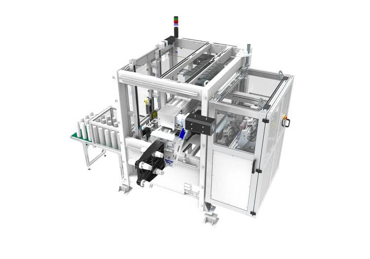 High-performance IML automation from Beck for lightweight tubs