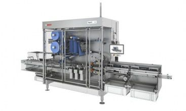 New Sigpack HML horizontal flow wrapping machine from Bosch