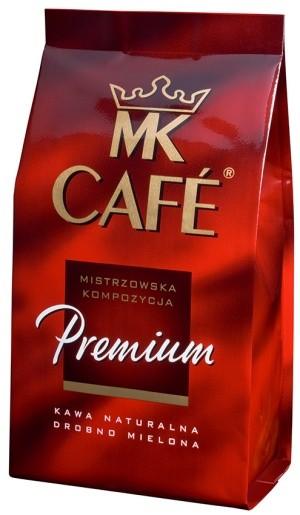 Nowe opakowanie kawy MK Kafe