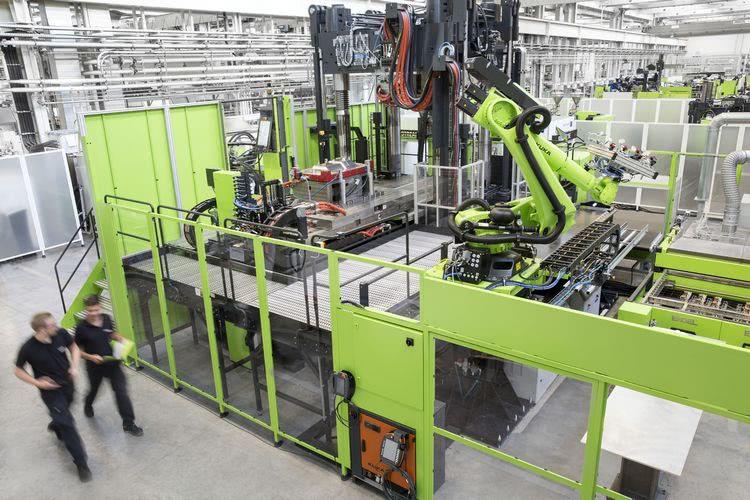 Engel Lightweight Composite Technologies