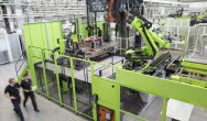 Thermoplastic composites in large-scale production